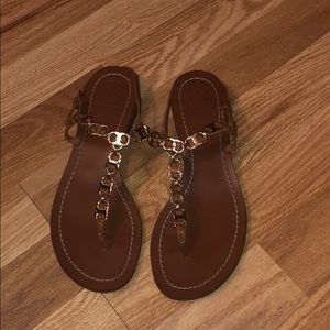 Tory Burch sandals brand new